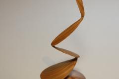 Exzentrisches Phantasieteil 20 cm hoch - Helmut Geupel