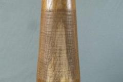 Vase-Eiche-strukturiert-gekälkt-und-gewachst - Michael Zwingmann