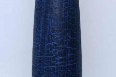 Vase-Kobaltblau-Helmut-Geupel