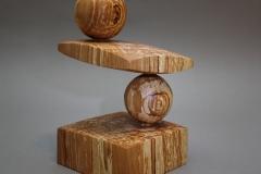 Balanceakt - Helmut Geupel