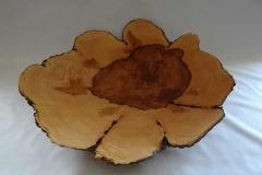 Hirnholzteller Apfelbaum - Gerhard Winter